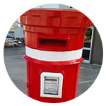 Postbox CTT 1 madeirawifi.com