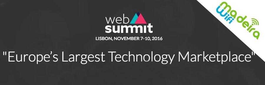 Web Summit In Lisbon 2016