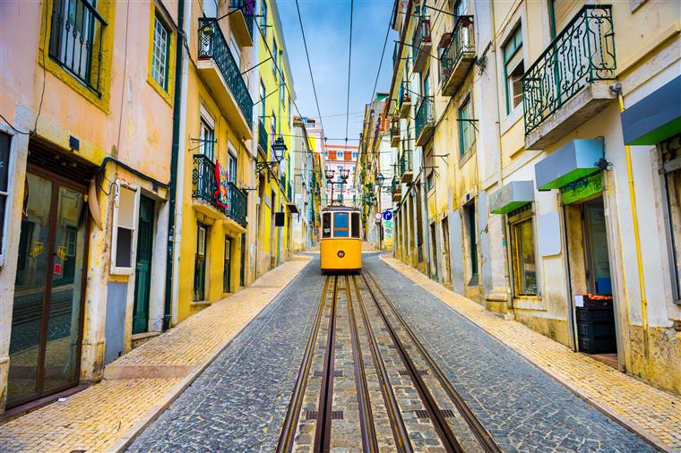 The most beautiful street in the world is in Portugal