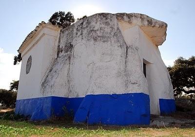 Dolmen Chapel of Sao Brissos